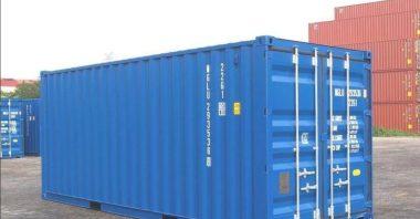 Отличия морских и железнодорожных контейнеров